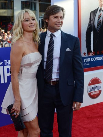 Grant Show and wife Katherine LaNasa welcome baby girl