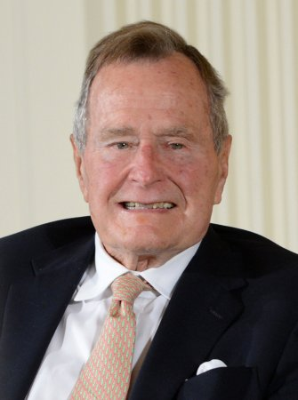 Knock his socks off: George H.W. Bush judging sock design contest