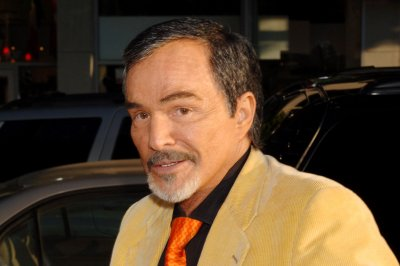 Burt Reynolds auctions off personal items including Golden Globe