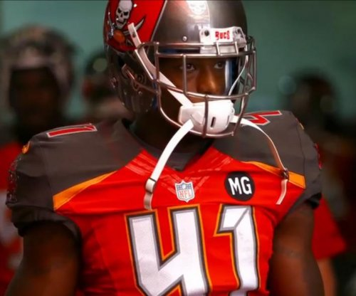 After fireworks injury, Tampa Bay Buccaneers CB Wilson retires