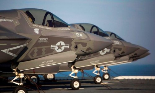 Marines give Initial Operational Capability status to F-35B fighter