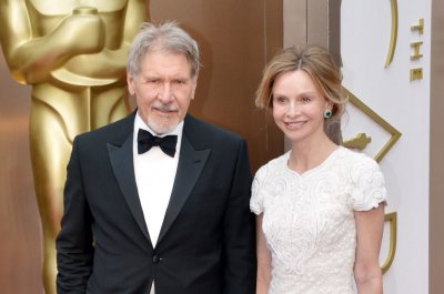 Calista Flockhart discusses Harrison Ford's 'scary' plane crash