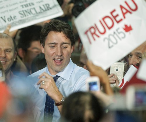 Canada's Trudeau under low-carbon pressure