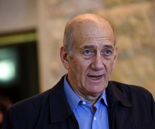Ehud Olmert becomes first former Israeli prime minister put behind bars
