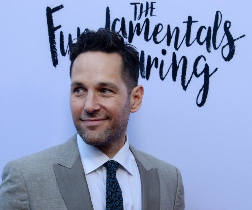 Paul Rudd, Ray Romano attend 'Fundamentals of Caring' premiere in Los Angeles