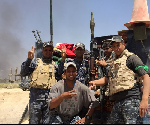 Iraq army takes last Islamic State stronghold in Fallujah