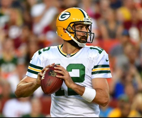 Green Packers squeeze past Washington Redskins