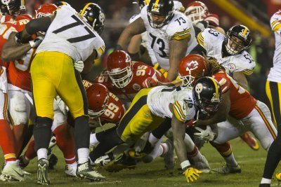 Run defense burns Kansas City Chiefs against Pittsburgh Steelers once more