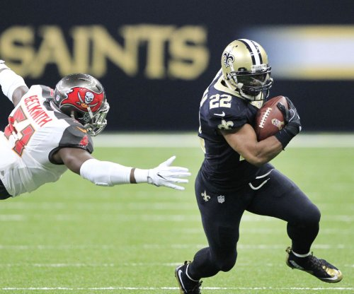 New Orleans Saints' offensive line paves way for Mark Ingram, ground game