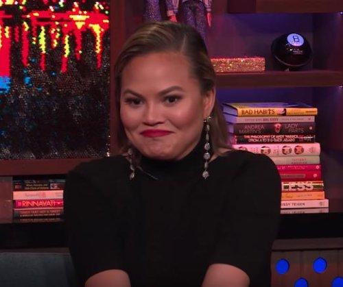 Chrissy Teigen fields question about Kylie Jenner's rumored pregnancy