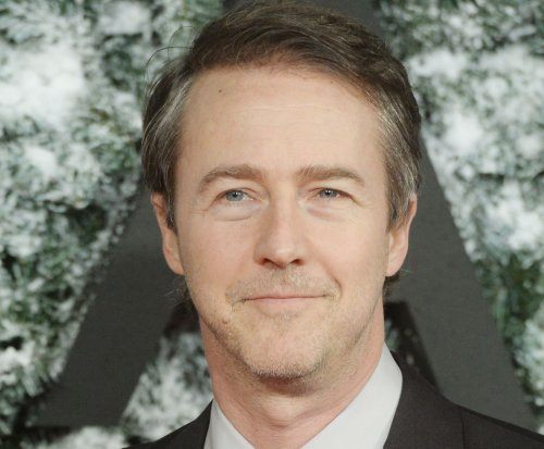 Edward Norton filming 'Motherless Brooklyn' in NYC