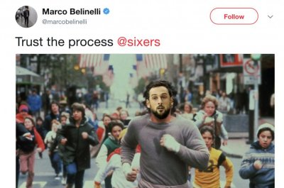 Marco Belinelli chose 76ers because he 'trusts the process'
