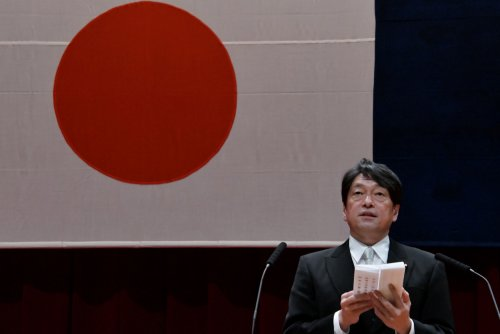 Japan says plans for joint drills with U.S. unchanged