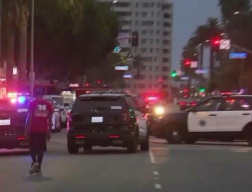 Police evacuate LA-area senior home after shooting, explosion