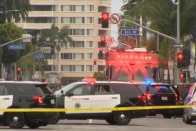 Firefighter shot dead at LA-area senior home, 2 injured