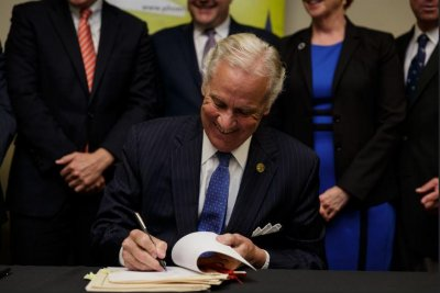 South Carolina Gov. McMaster rejects $16M for Planned Parenthood