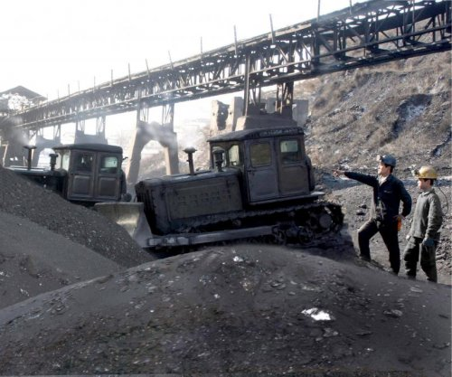 Report: North Korean coal exports made stop in South Korea in illicit trade
