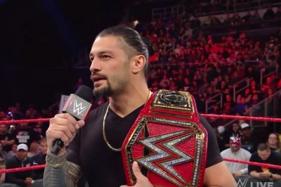 WWE Raw: Roman Reigns has leukemia, out indefinitely