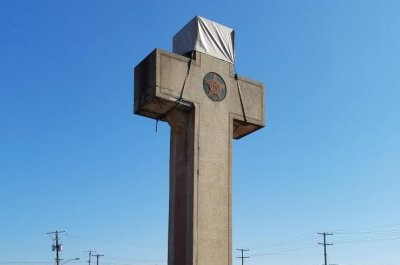 Supreme Court to hear First Amendment case over cross memorial