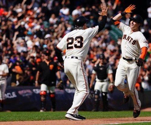 Giants' Mike Yastrzemski delivers walk-off home run against Mets