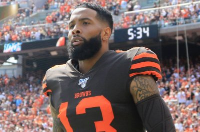 Arrest warrant issued for Browns' Odell Beckham Jr.