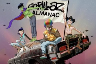 Gorillaz to release 'almanac' comic book in October