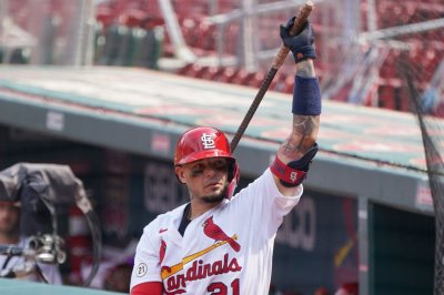 Tigers, Cardinals split doubleheader in St. Louis