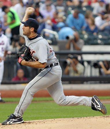 MLB: New York Mets 14, Detroit 6