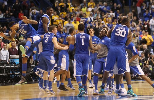 COL BKB: Kentucky 78, Wichita State 76