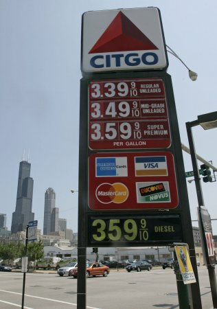 PDVSA picks bank to help dump Citgo