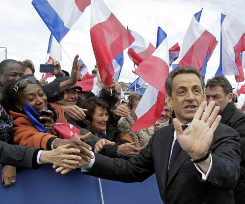 Nicolas Sarkozy to head French conservative party, setting up 2017 run