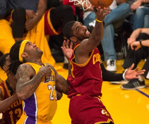 Irving leads red-hot Cleveland Cavaliers against Sacramento Kings