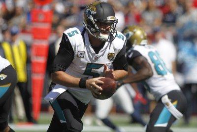 Blake Bortles expects to play despite shoulder injury