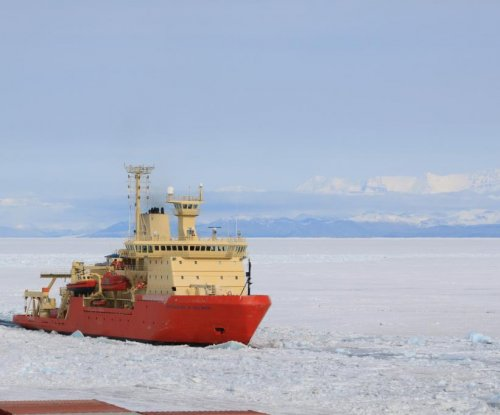 Giant Antarctic ice shelf collapsed at end of last ice age