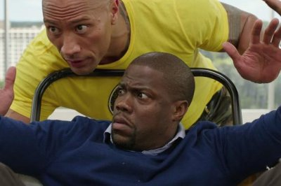 Dwayne Johnson, Kevin Hart fight back in 'Central Intelligence' trailer