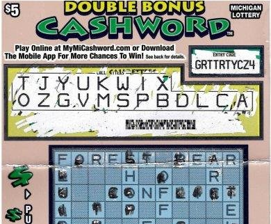 Woman finds lottery ticket from losing pile was $300,000 winner