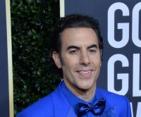 Sacha Baron Cohen wins MTV 'Comedy Genius' award