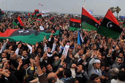 Institutional challenges remain for Libya