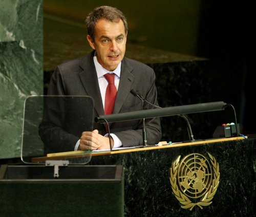 Spanish premier reorganizes Cabinet