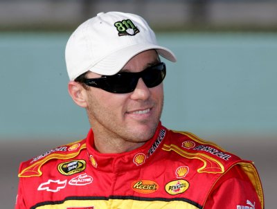 Harvick down with flu-like symptoms