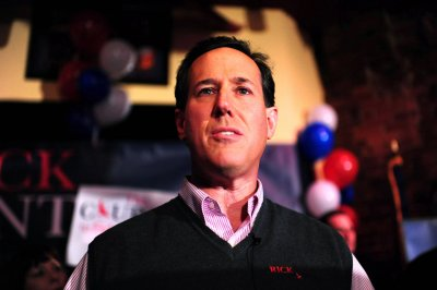 Santorum ready to counterattack attacks