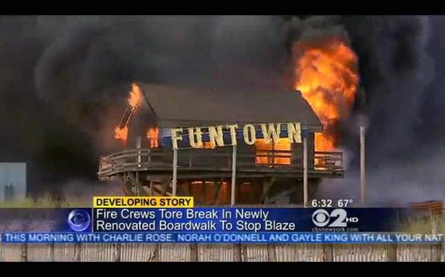 Businesses devastated by New Jersey boardwalk fire in Seaside Park