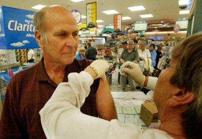 This year's flu shot: 2009 (H1N1), A(H3N2) and B/Massachusetts