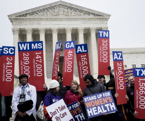 Supreme Court battles over healthcare subsidies