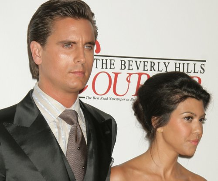 Kourtney Kardashian, Scott Disick reunite in Malibu