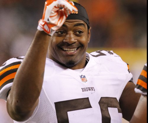 Browns Karlos Dansby becoming a notable thief