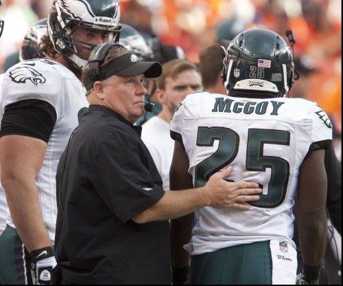 Philadelphia Eagles' Chip Kelly, Buffalo Bills' LeSean McCoy won't be shaking hands