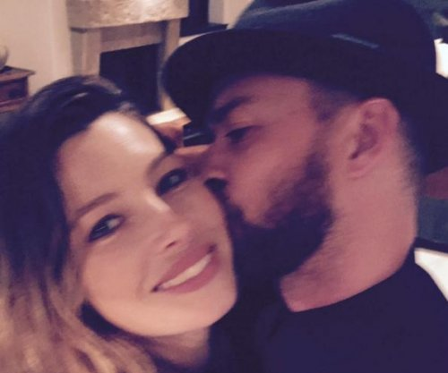 Justin Timberlake shares birthday message for Jessica Biel