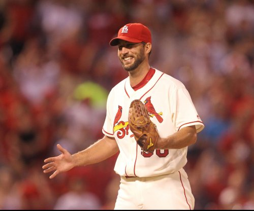 Deja vu for Adam Wainwright as St. Louis Cardinals blank Miami Marlins
