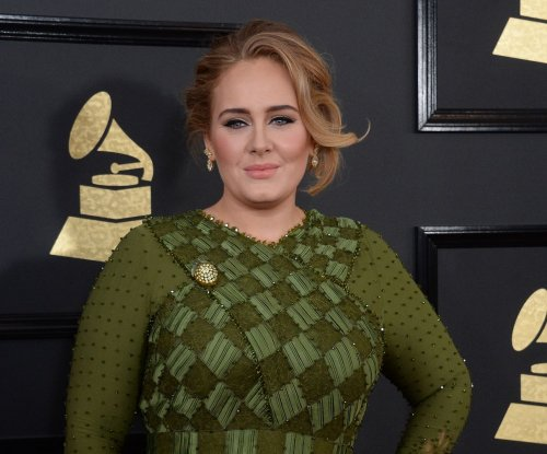 Adele restarts George Michael tribute: 'I can't mess this up for him'